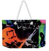 Dizzy Love Weekender Tote Bag