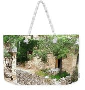 Do-00486 Old House From Citadel Weekender Tote Bag