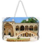 Do-00522 Emir Bechir Palace Weekender Tote Bag