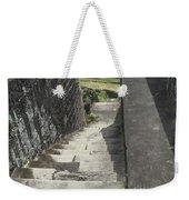 Do Not Look Back Weekender Tote Bag