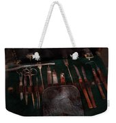 Doctor - Civil War Instruments Weekender Tote Bag