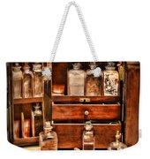 Doctor - The Medicine Cabinet Weekender Tote Bag