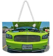 Dodge Charger Hemi  Weekender Tote Bag