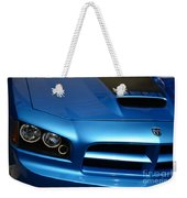 Dodge Charger Srt8 Super Bee Weekender Tote Bag
