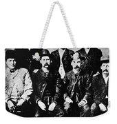 Dodge City Commission Weekender Tote Bag