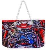 Dodge Motor Hdr Weekender Tote Bag