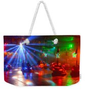 Dodgems Weekender Tote Bag