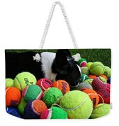 Dog Dreams Weekender Tote Bag