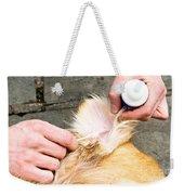 Dog Grooming Weekender Tote Bag