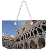 Doges Palace Off Piazza San Marco Or Weekender Tote Bag
