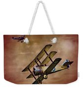 Dogfight 1918 Weekender Tote Bag