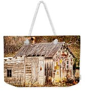 Dogs Back At The Cabin Weekender Tote Bag