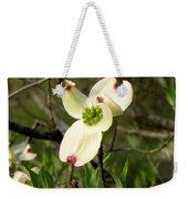 Dogwood Blossome Weekender Tote Bag