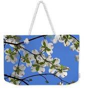 Dogwood Blossoms 2 Weekender Tote Bag