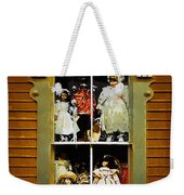 Dollhouse Gothic Weekender Tote Bag