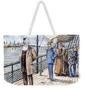 Dom Pedro II (1825-1891) Weekender Tote Bag