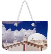 Dome Of The Mission San Xavier Weekender Tote Bag
