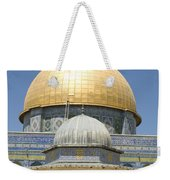 Dome Of The Rock Was Erected Weekender Tote Bag