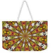 Dominoes Weekender Tote Bag