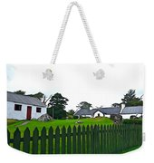 Donegal Home Weekender Tote Bag