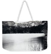 Donner Lake And Pass - California - C 1865 Weekender Tote Bag