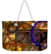 Don't Be A Square Weekender Tote Bag