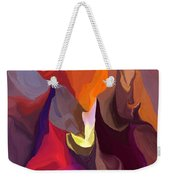 Don't Think About Elephants Weekender Tote Bag