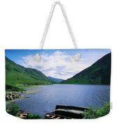 Doo Lough, Delphi, Co Mayo, Ireland Weekender Tote Bag