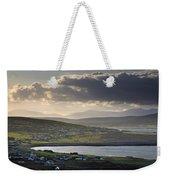 Dooagh, Achill Island, Co Mayo, Ireland Weekender Tote Bag