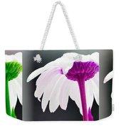 Doodled Daisy Weekender Tote Bag