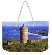 Doonagore Castle, Co Clare, Ireland Weekender Tote Bag