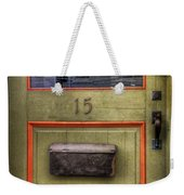 Door 15 Weekender Tote Bag