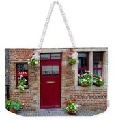 Door And Windows Weekender Tote Bag