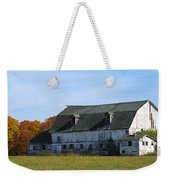 Door County Barn Weekender Tote Bag