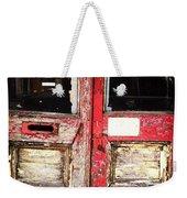 Door Weekender Tote Bag by Katie Cupcakes
