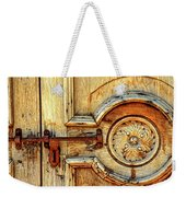 Door Study Taos New Mexico Weekender Tote Bag