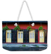 Doors And Shutters Weekender Tote Bag