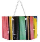 Doors Of Colors Weekender Tote Bag