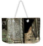 Doorway Ankor Wat Weekender Tote Bag