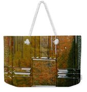 Doorway To Autumn Weekender Tote Bag
