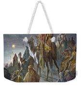 Dor�: Journey Of The Magi Weekender Tote Bag