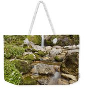 Dorothy Falls Near Lake Kaniere New Weekender Tote Bag