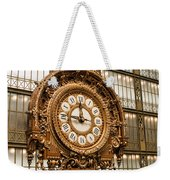Dorsay Museum Paris France Weekender Tote Bag
