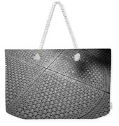 Dots Of Central Park Weekender Tote Bag