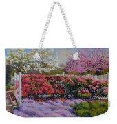 Dotti's Garden Spring Weekender Tote Bag