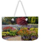 Dotti's Garden Summer Weekender Tote Bag
