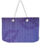 Double Lips Weekender Tote Bag