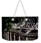 Double Protection Weekender Tote Bag