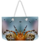 Double Spider Weekender Tote Bag