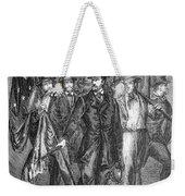Douglas: Election Of 1860 Weekender Tote Bag